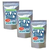 オーガランド 雪茶【3個セット・3ヶ月分】