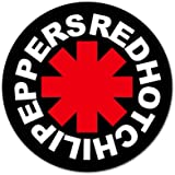 Red Hot Chili Peppers Vynil Car Sticker Decal - Select Size