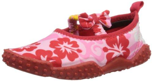 Playshoes Hawaii 174769, Scarpe da spiaggia bambina, Rosa (Pink (original 900)), 22/23