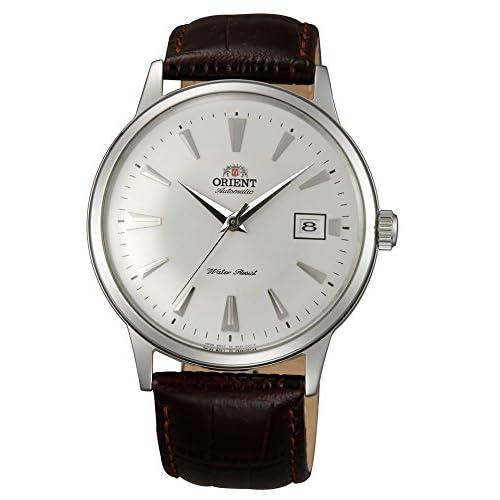 [オリエント]ORIENT 腕時計 自動巻 クラシックオートマチック 海外モデル 国内メーカー保証付きBambino(バンビーノ) ホワイト SER24005W0
