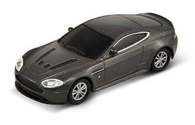 AutoDrive Aston Martin Vantage 4GB Flash Speicherstick USB 2.0 grau from Logical Gadgets