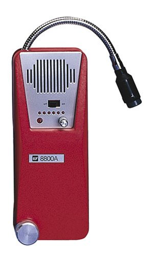 TIF Instruments TIF8800A Combustible Gas Detector With Visual Leak Size Indicators