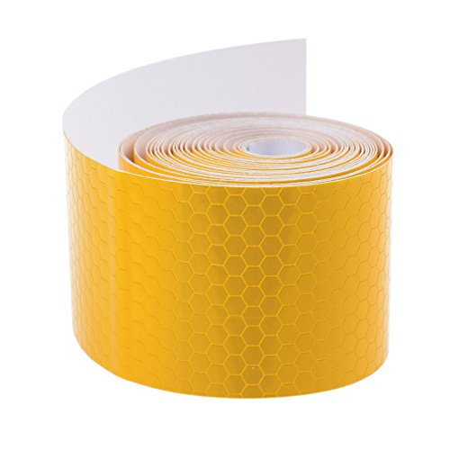Safety Warning Reflective Tape Conspicuous Sticker 2