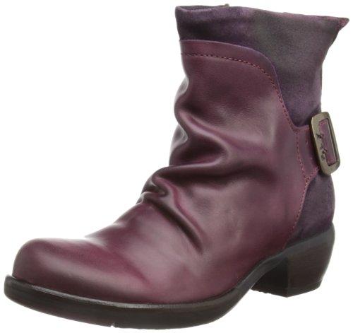 Fly London Mel - Stivali Chukka Donna, Viola (Purple 008), 41 EU