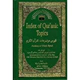 Index of Qur'anic Topics (0915957906) by Syed, Ashfaque Ullah