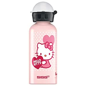Sigg Hello Kitty Valentine Gourde enfant Rose 0.4 L