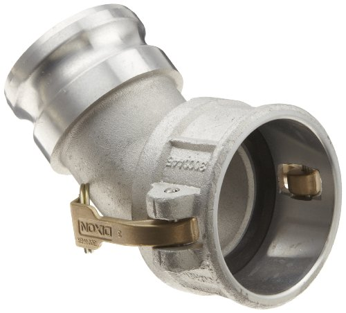 Dixon da al aluminum cam and groove hose fitting