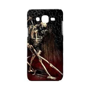 BLUEDIO Designer 3D Printed Back case cover for Samsung Galaxy A8 - G1310