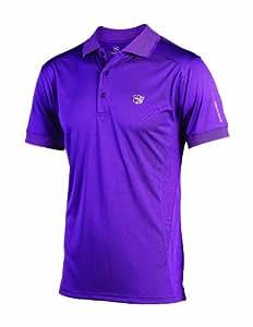 Wilson Staff Performance Men's Polo Shirt purple magic Size:XXL