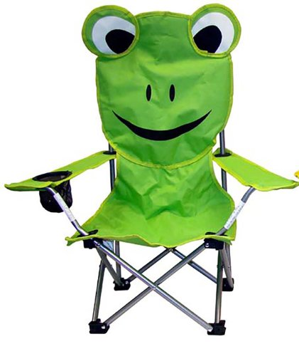 Frog Chair For Kids