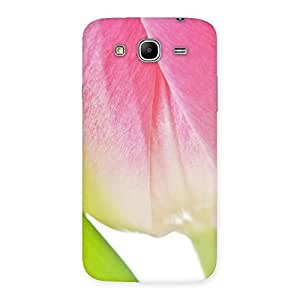 Delighted Pink And White Back Case Cover for Galaxy Mega 5.8