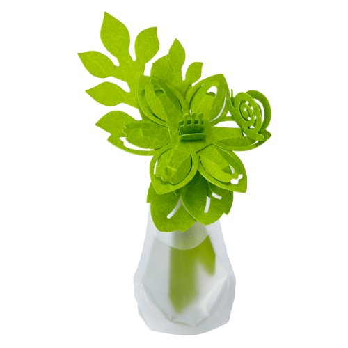 積水樹脂 自然気化式ECO加湿器 うるおい いちりん カタツムリ グリーン ULI-KT-GR