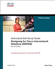 Designing for Cisco Internetwork Solutions (DESGN) (Authorized CCDA Self-Study Guide) (Exam 640-863) (2nd Edition)
