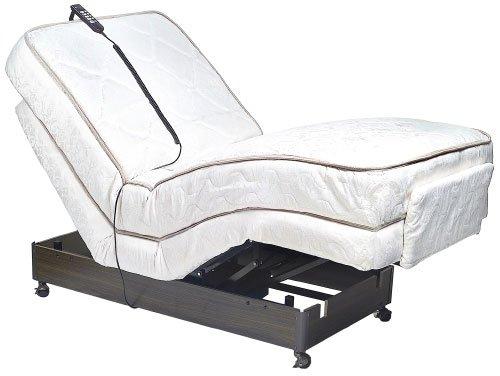 Golden Technologies Luxury Adjustable Bed: Size - Double King