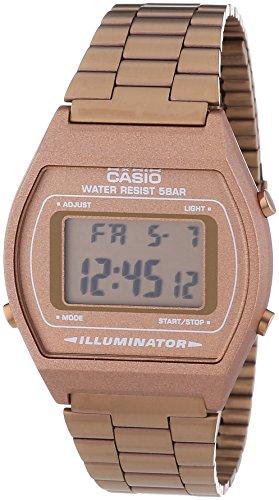 Casio B640WC-5AEF Ladies Retro Digital Watch 0