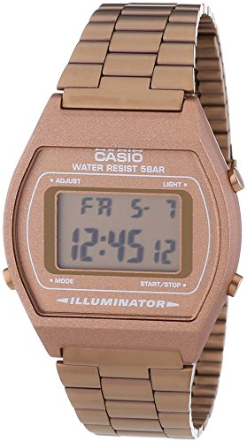 Casio Collection LP30001/02 Orologio Digitale da Polso, Unisex, Resina, Rosa