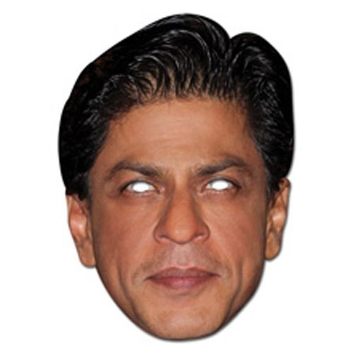 Shah Rukh Khan Celebrity Face Mask - 1