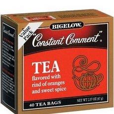 Bigelow Constant Comment Tea (6X40Bg ) front-540409