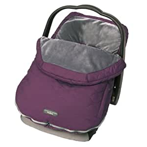 JJ Cole JUPBM Infant Urban Bundle Me, 0-12 Months (Plumberry)