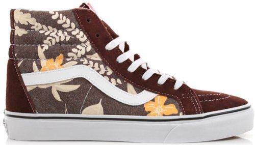 Vans Sk8-Hi Reissue Shoes - Maroon
