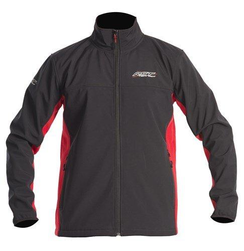 Nouvelle RST course DeptLayer 0023 moto Softshell Jacket Black