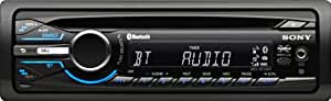 Sony MEXBT2900 In-Dash CD Receiver MP3/WMA Player with Bluetooth (Discontinued by Manufacturer)