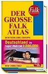 Der Gro�e Falk Atlas 2006/2007 Deutsc...