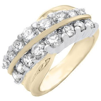 TQWSH029ZCA T16 CZ Diamond Wrapping Anniversary Band (6)