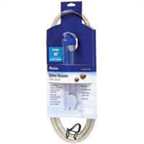 Imagen de Aqueon 06230 sifón grande Acuario vacío limpiador, grava de 10 pulgadas