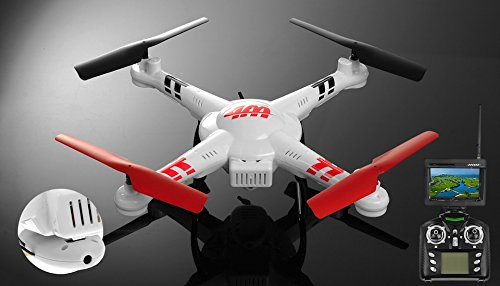 WL Toys V686G 5.8 FPV Headless Mode 4ch RC Quadcopter Drone with 2MP