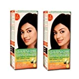 Garnier Color Naturals Cream Women - Darkest Brown 3 (pack Of 2)