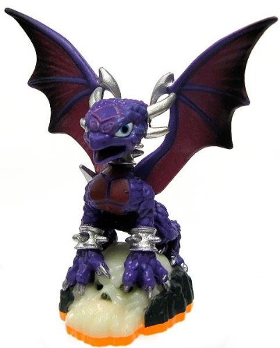 Skylanders Giants LOOSE Figure Cynder VERSION 2 - 1