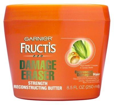 Garnier Fructis Damage Eraser Reconstruct Butter 8.5oz Jar