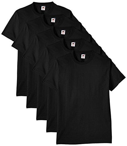 fruit-of-the-loom-herren-regular-fit-t-shirt-gr-xx-large-schwarz-schwarz