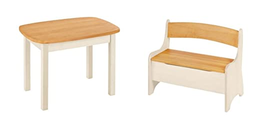 BioKinder 24787 Risparmio: Levin tavola e pance per bambini