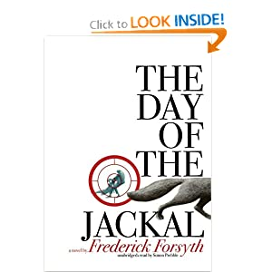 The Day of the Jackal Frederick Forsyth and Simon Prebble