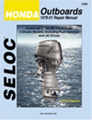 SELOC Honda Outboards Repair Manual