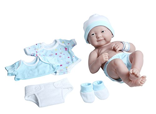 La Newborn Nursery Baby Doll Gift Set