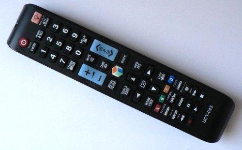 Telecomando di ricambio samsung bn59 01039a telecomandi for Telecomando smart tv
