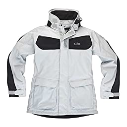 Gill IN12J Coast Jacket (Silver Gray/Graphite, XL) IN12JSXL