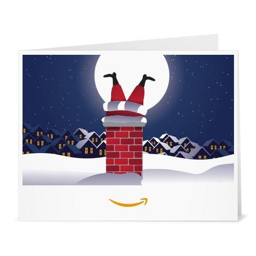 Amazon Gift Card - Print - Fitting Christmas