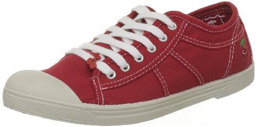 Le Temps des Cerises Basic 02, Scarpe sportive donna, Rosso (Rouge (Rouge)), 37