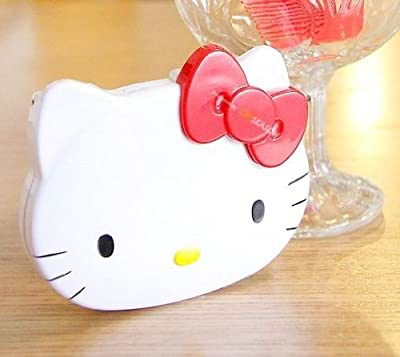 Cheapest Hello Kitty Character Cute Cosmetic Portable Mirror Compact Pink Mirror from SXL - Free Shipping Available