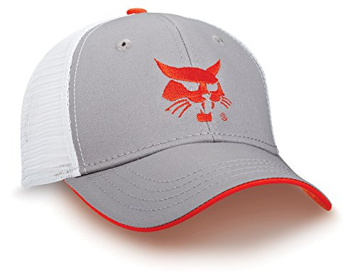 bobcat-250300-hat-grey-white-2tone