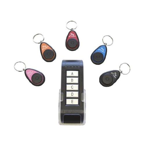 鍵・携帯・リモコン 「あれ~何処いったかなぁ」 そんな時ボタン一つで大事なものを発見!探し物発見器◇FS-KF5