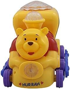 Adneo Pooh Train Toy