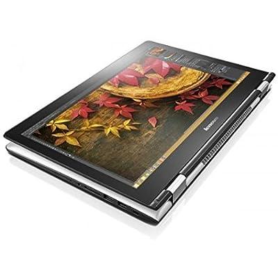 Lenovo Yoga 500 80N400MNIN 14-Inch FHD IPS Touchscreen Laptop (Intel Core i5-5200U / 4GB / 500GB / Windows 10...