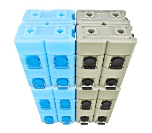 Water Storage Containers - WaterBrick - 32 Pack Blue