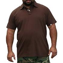 Jeansxl 652 Khaki Polo - Big & Tall - 2x
