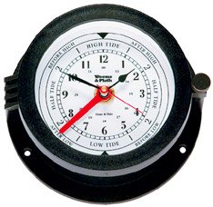 Weems & Plath Bluewater Collection Time and Tide Clock from Weems & Plath